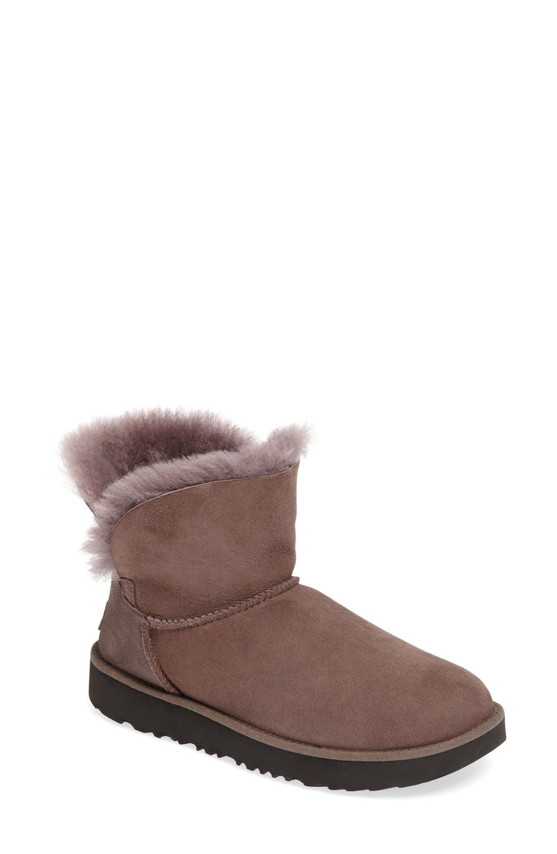 UGG® Classic Cuff Mini Boot (Women)