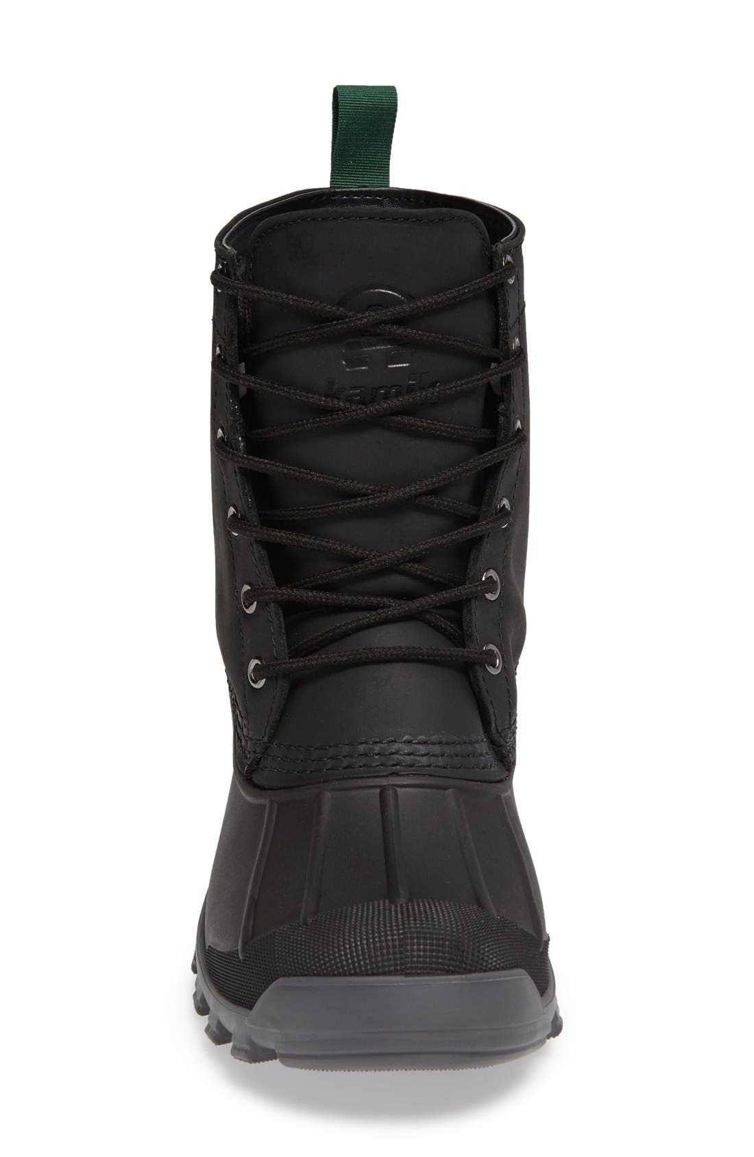 Alternate Image 3  - Kamik Yukon6 Waterproof Work Boot (Men)