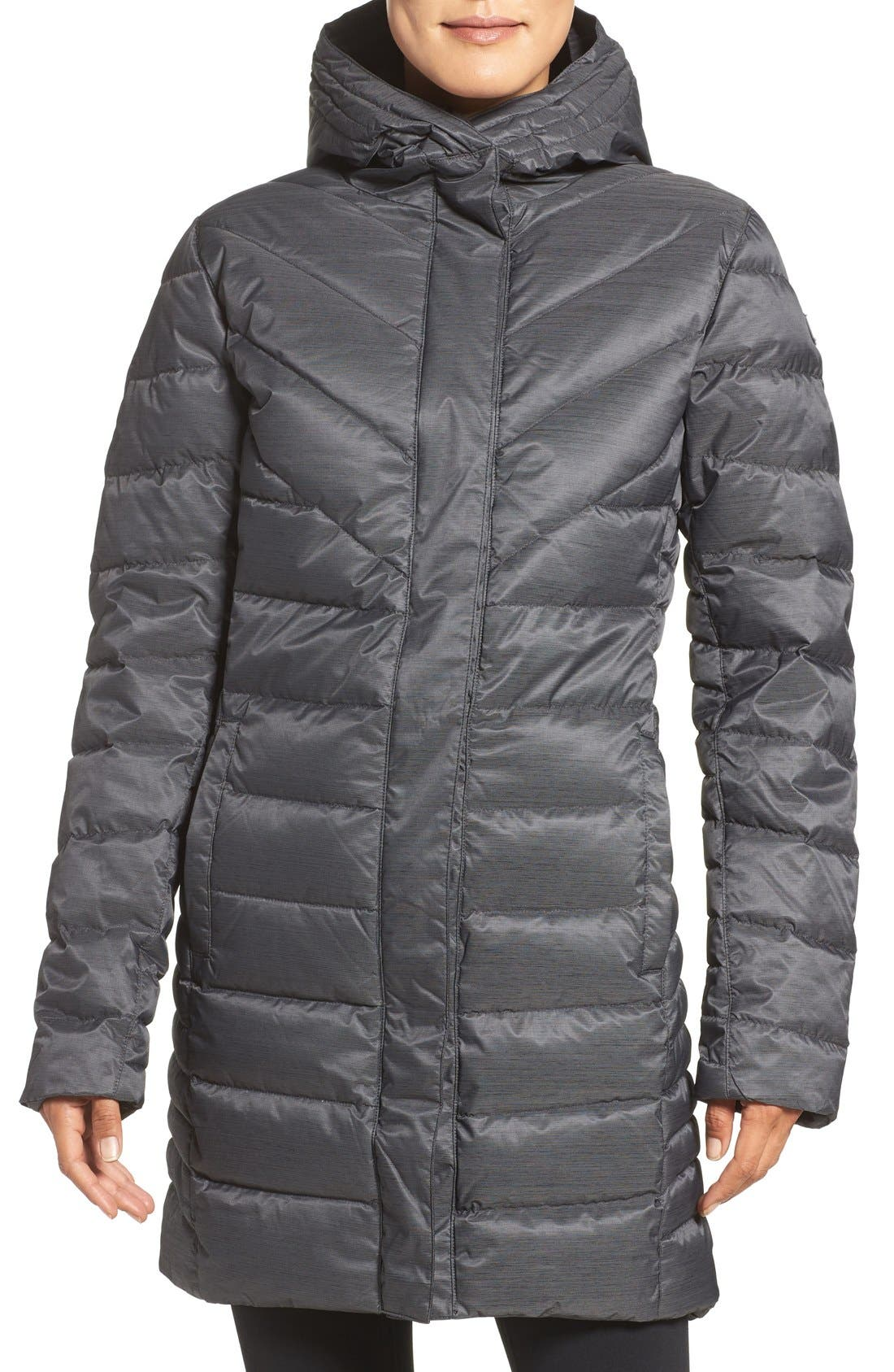 Helly Hansen 'Saga' Down Water Repellent Parka