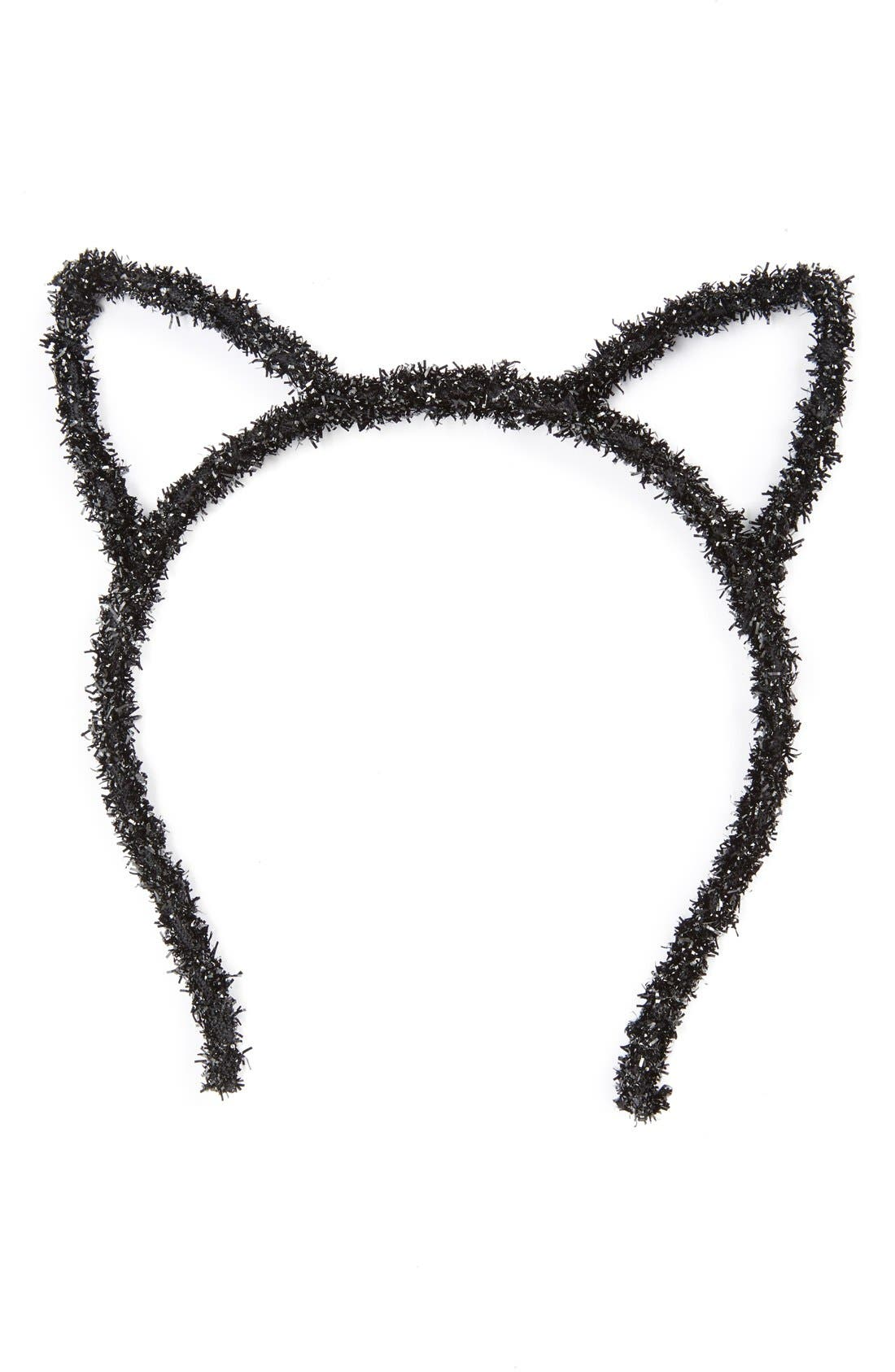 Main Image - Topshop Cat Ears Headband