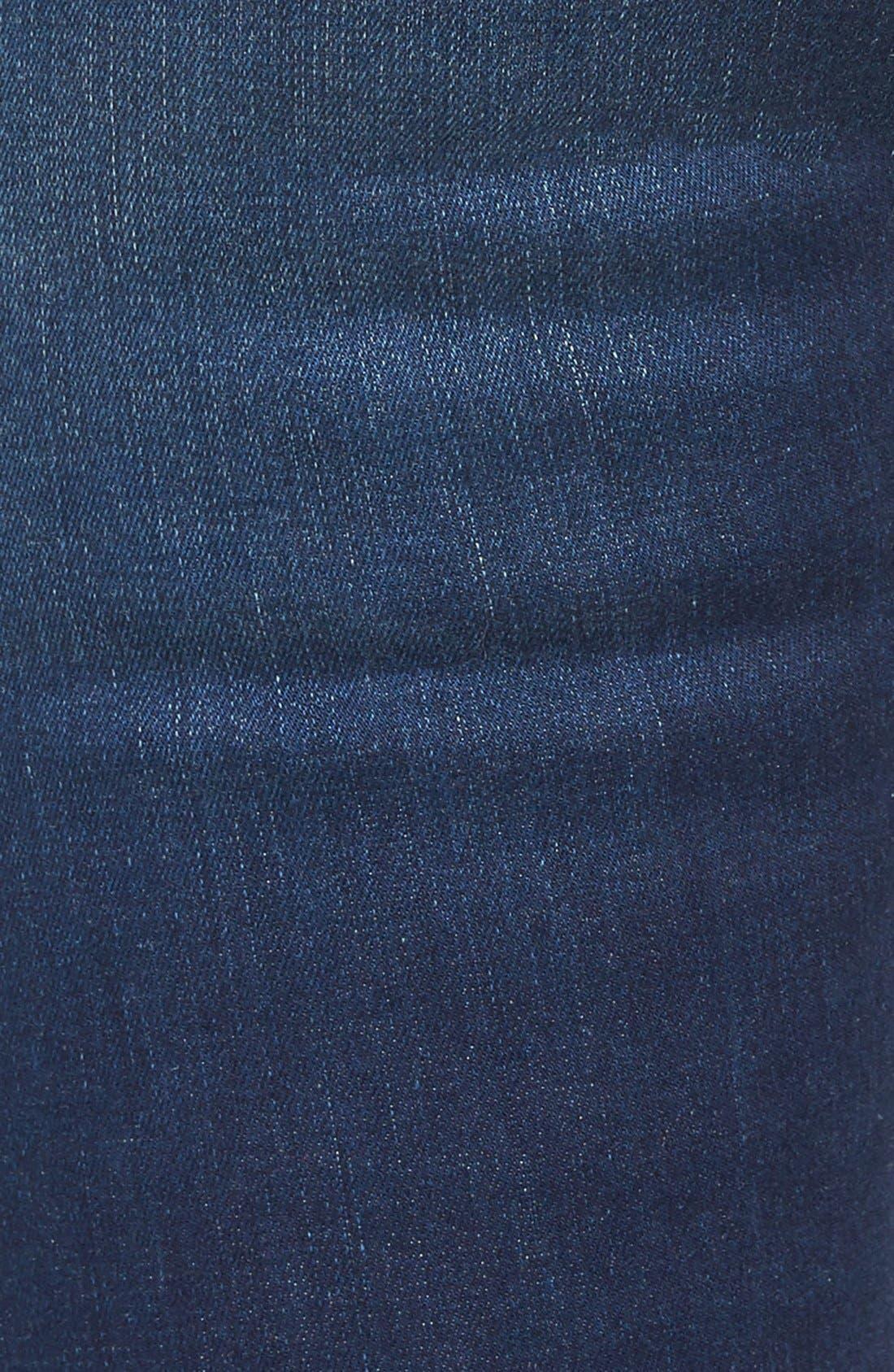 Alternate Image 5  - BLANKNYC Fool Me Twice Skinny Jeans