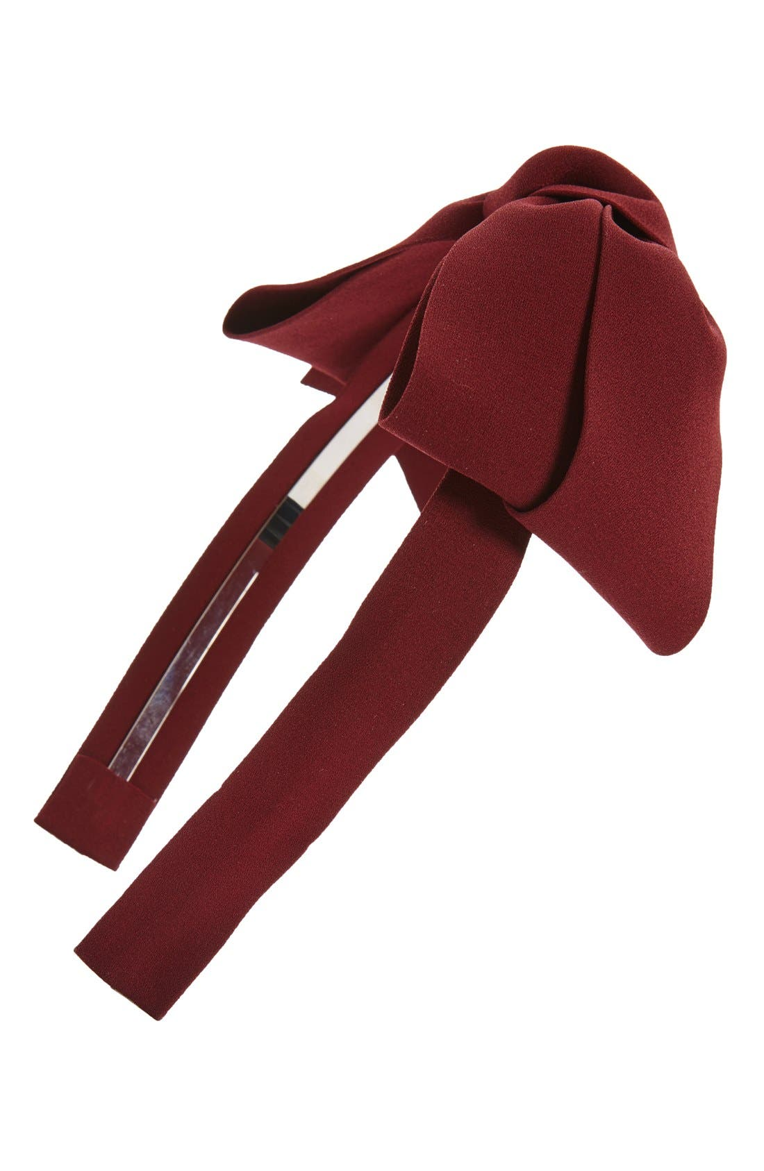 Main Image - Cara Bow Headband
