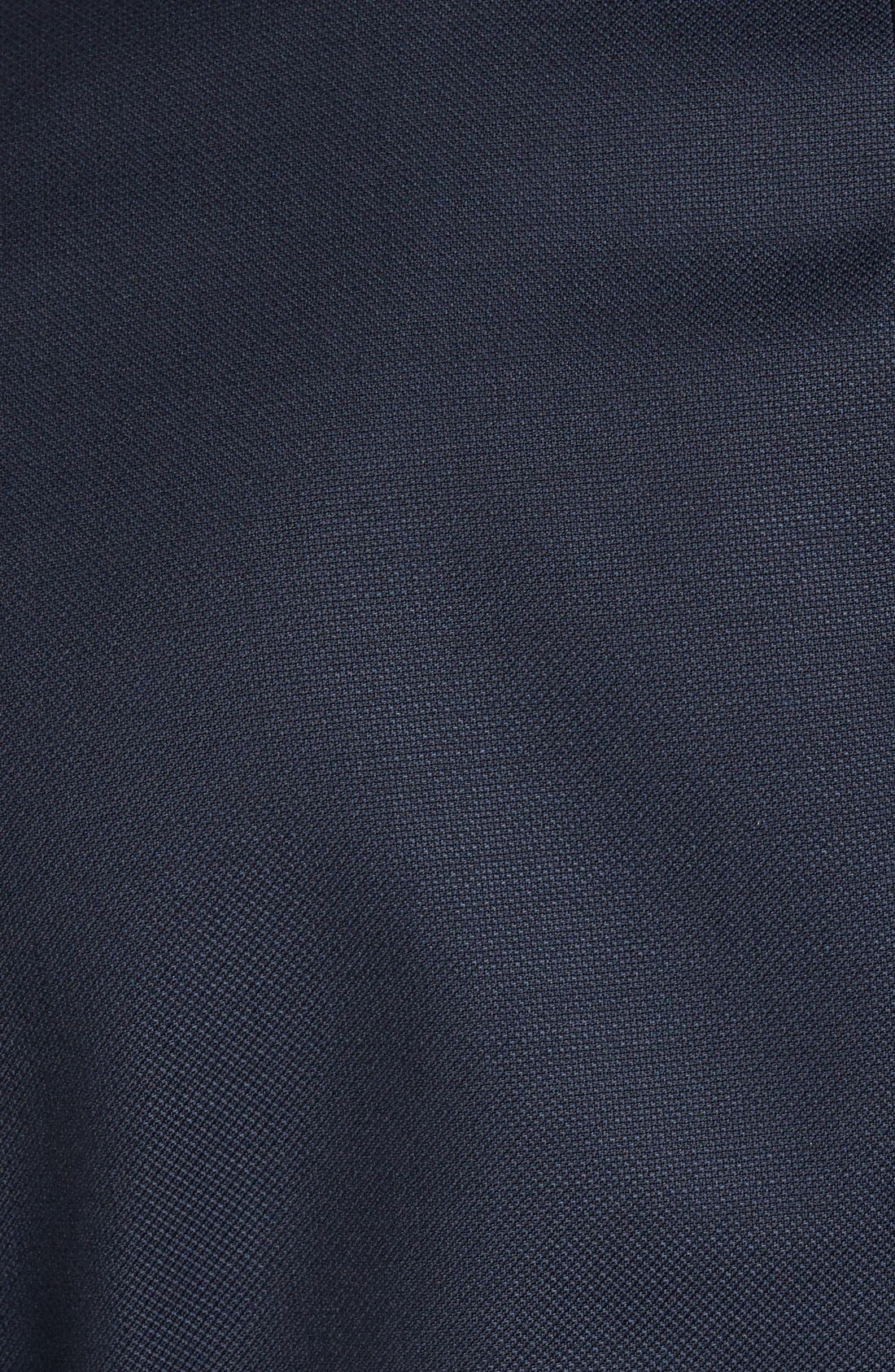 James Classic Fit Wool Blazer,                             Alternate thumbnail 5, color,                             Navy