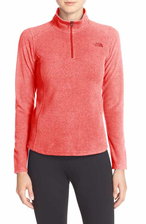 The North Face Red Box Hoodie Sweatshirt by THE NORTH FACE