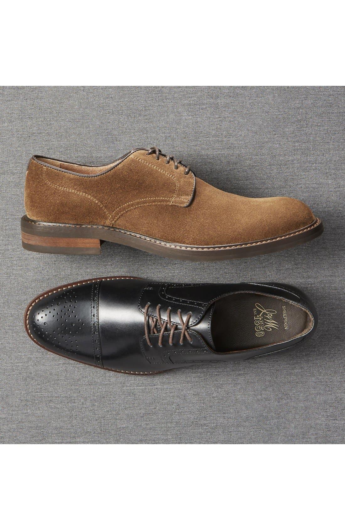 Alternate Image 8  - 1901 Byron Buck Shoe (Men)