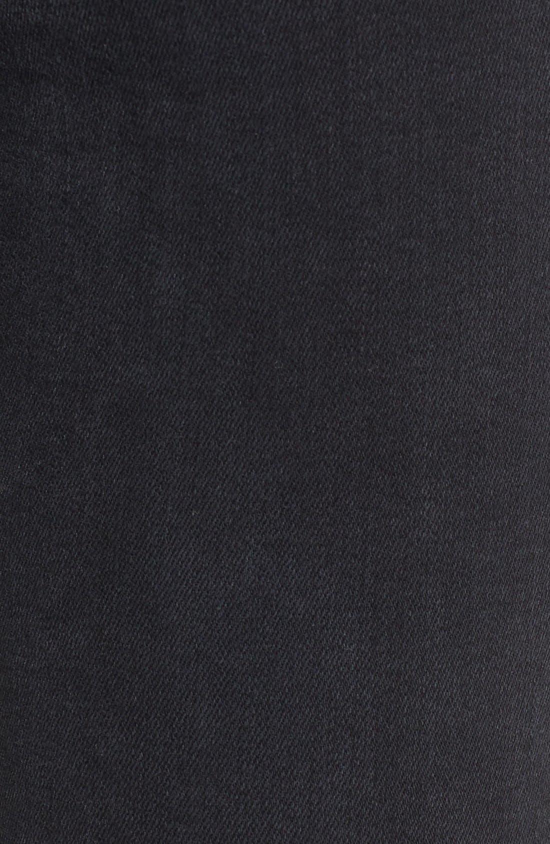 Alternate Image 5  - Hudson Jeans Barbara High Waist Super Skinny Jeans (Bazooka)