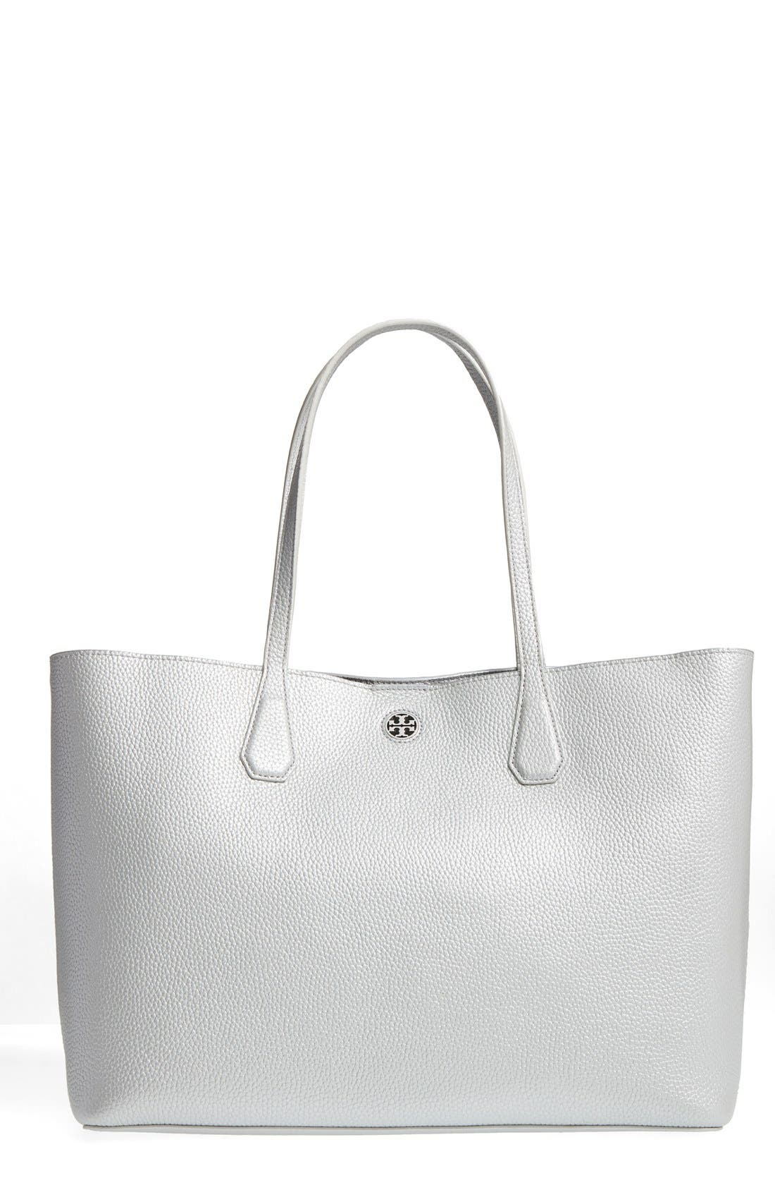 Alternate Image 1 Selected - Tory Burch Perry Leather Tote
