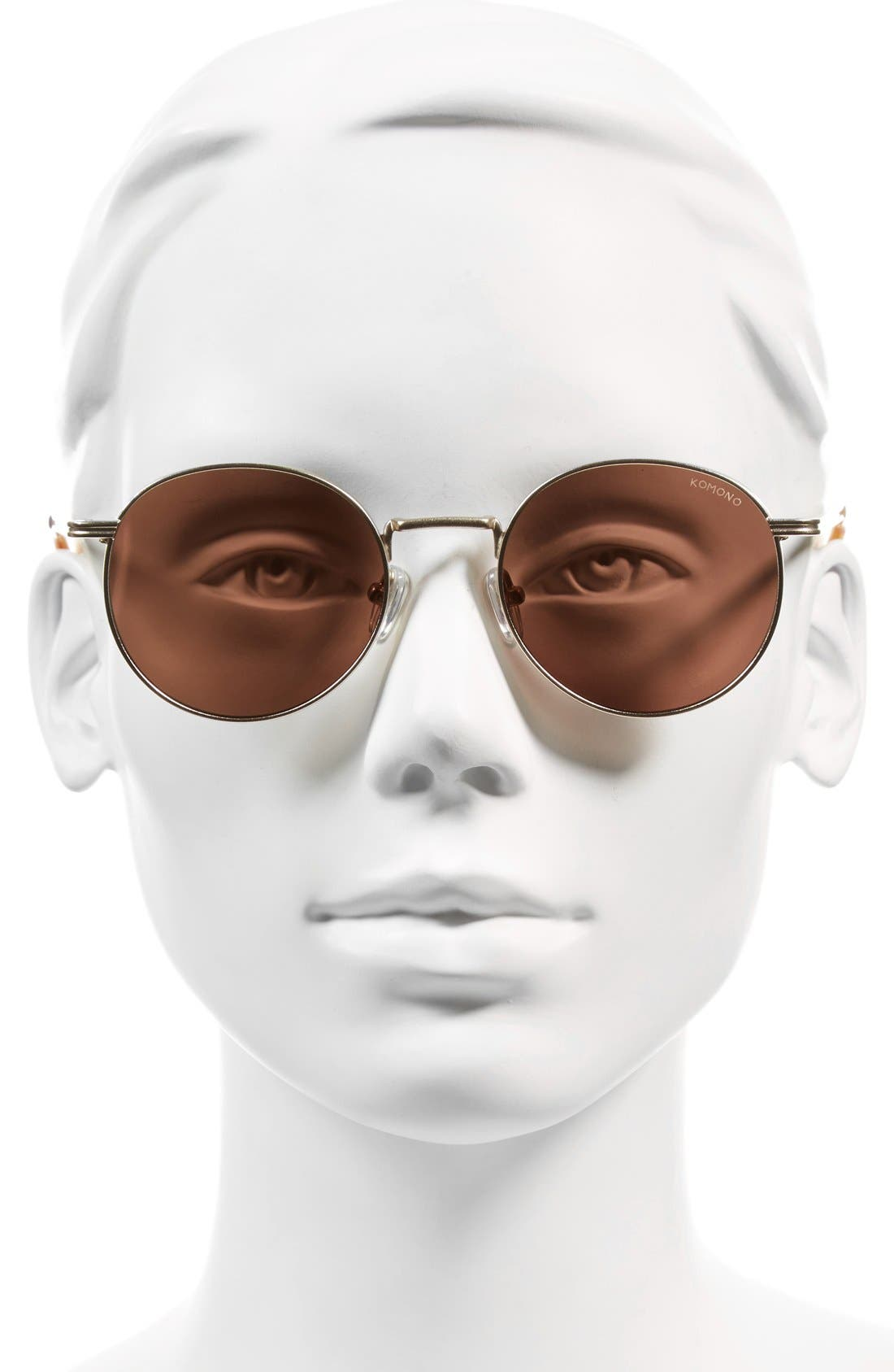 Alternate Image 2  - Komono Taylor 50mm Sunglasses