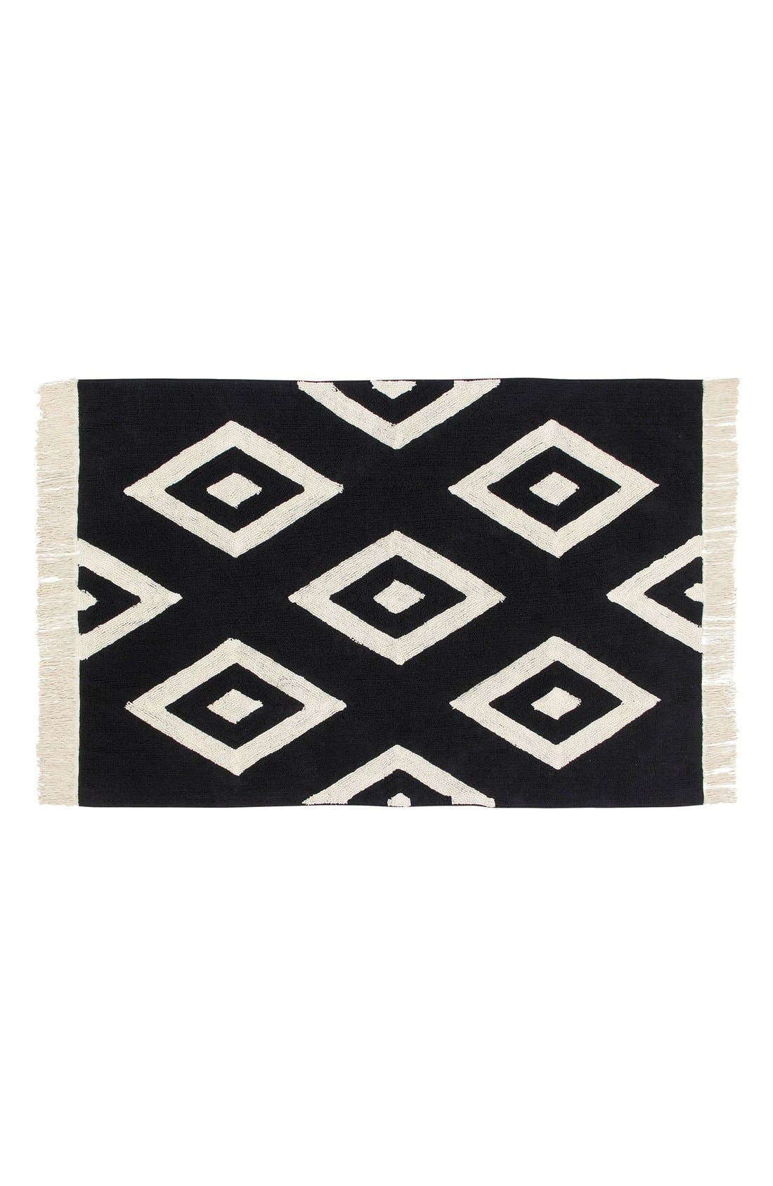 Alternate Image 1 Selected - Lorena Canals Diamonds Rug