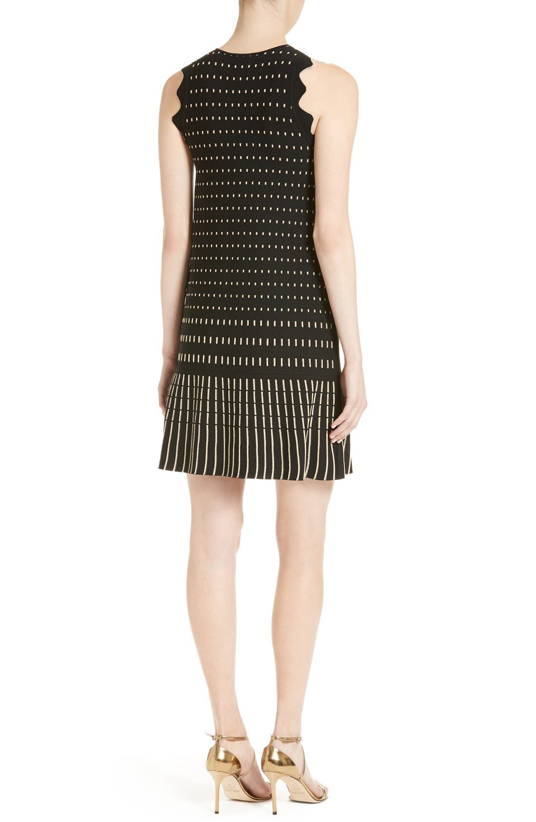 Alternate Image 2  - Ted Baker London Knit Sheath Dress