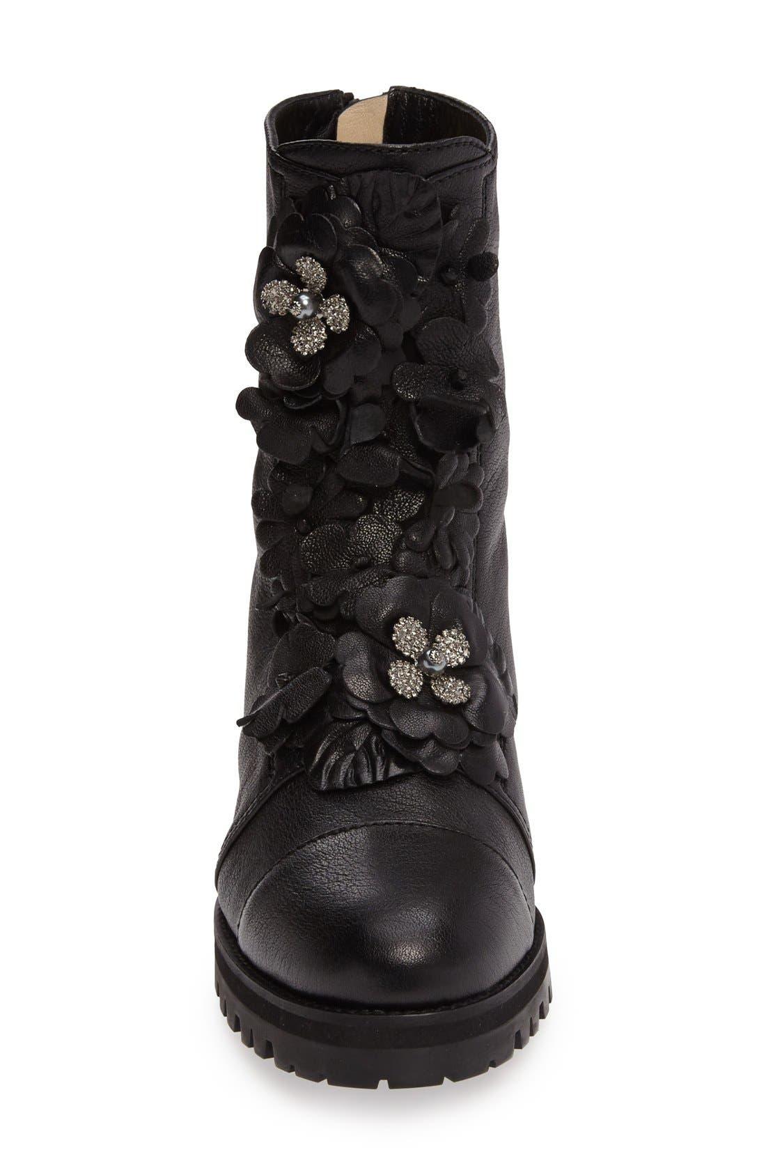 Alternate Image 3  - Jimmy Choo Havana Floral Boot (Women)