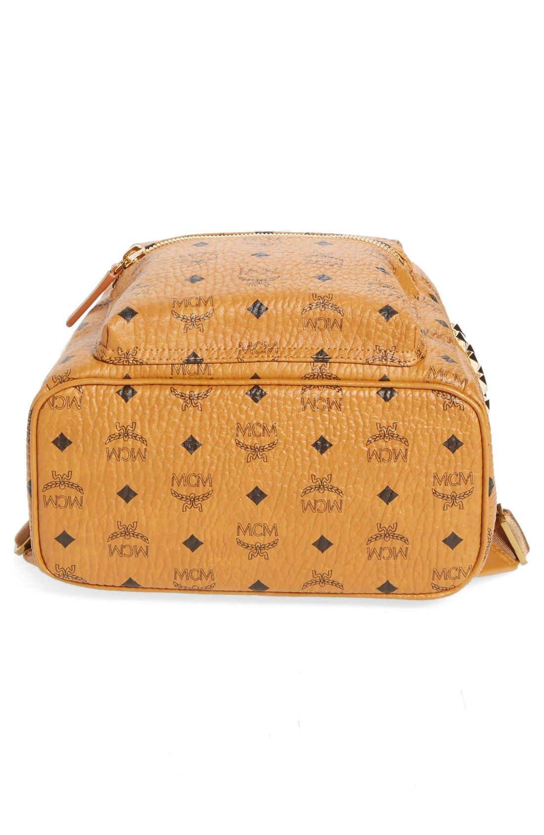 Alternate Image 6  - MCM 'Small Stark' Side Stud Backpack