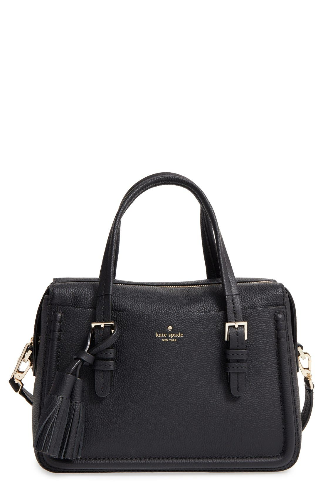 Alternate Image 1 Selected - kate spade new york orchard street - elowen leather satchel