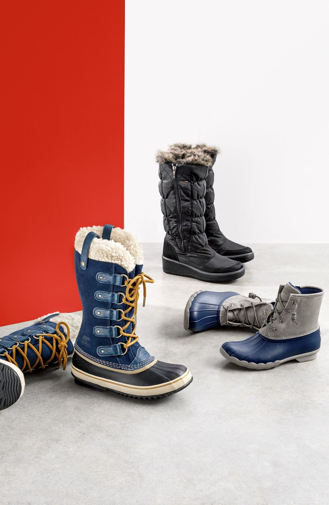 Alternate Image 5  - SOREL Joan of Arctic Genuine Shearling Waterproof Boot (Women)