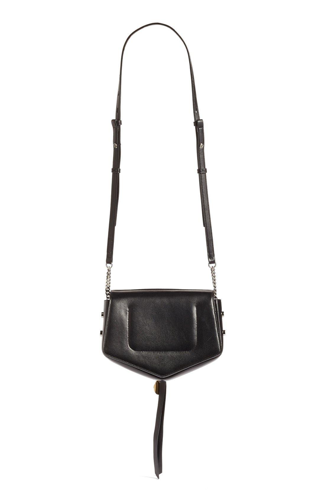 Alternate Image 3  - Jimmy Choo Arrow Leather Shoulder Bag