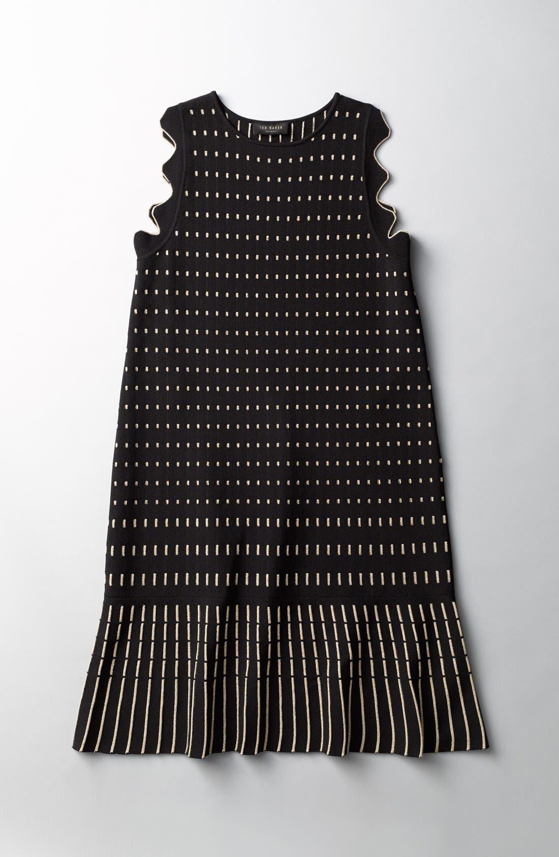 Alternate Image 6  - Ted Baker London Knit Sheath Dress