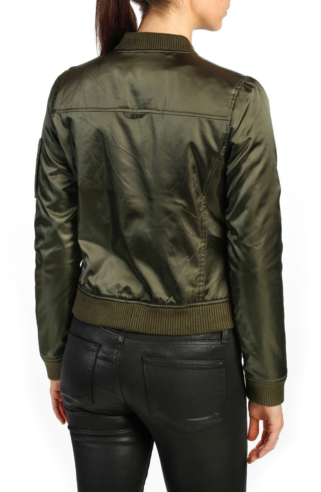 Alternate Image 2  - PAIGE Blix Bomber Jacket