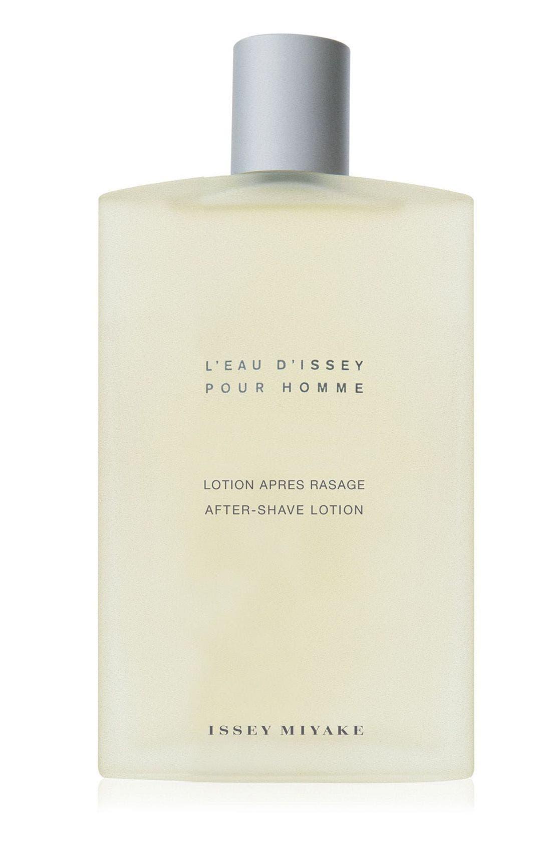 'L'Eau d'Issey pour Homme' After Shave Lotion,                         Main,                         color,