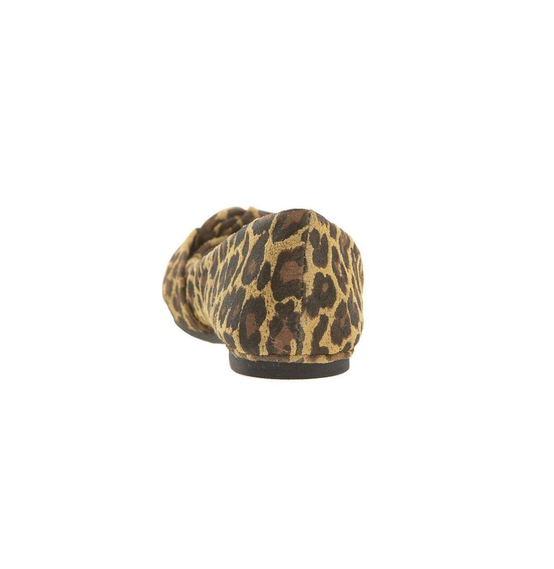 'Crunchh' Flat,                             Alternate thumbnail 4, color,                             Leopard