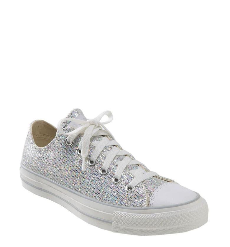 506eae12741a74 Womens Converse Chuck Taylor All Star Lo Glitter Sneaker - black - 399532   Chuck Taylorsup®sup Glitter Sneaker