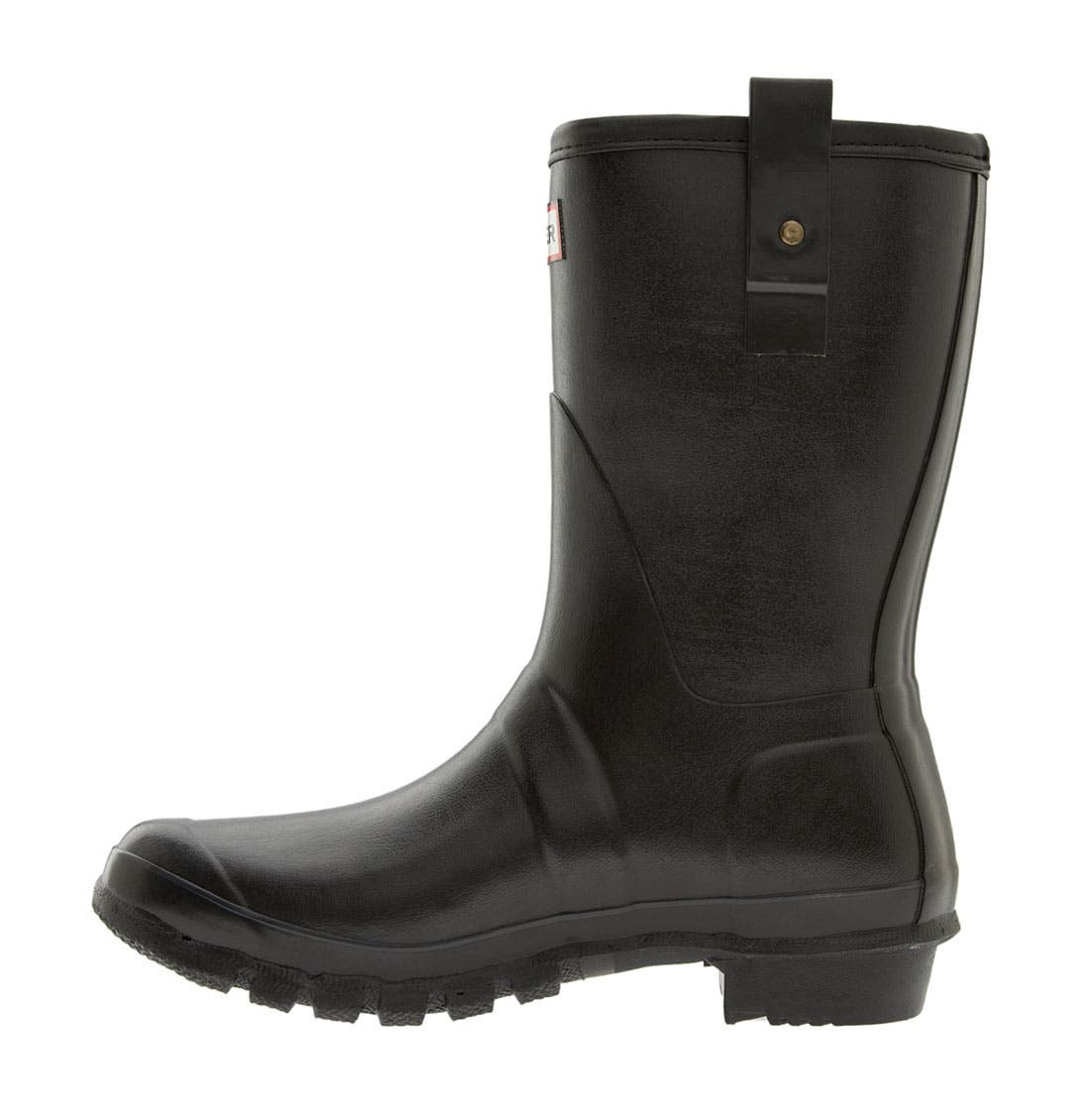 Alternate Image 2  - Hunter 'Original Short' Rain Boot (Men)