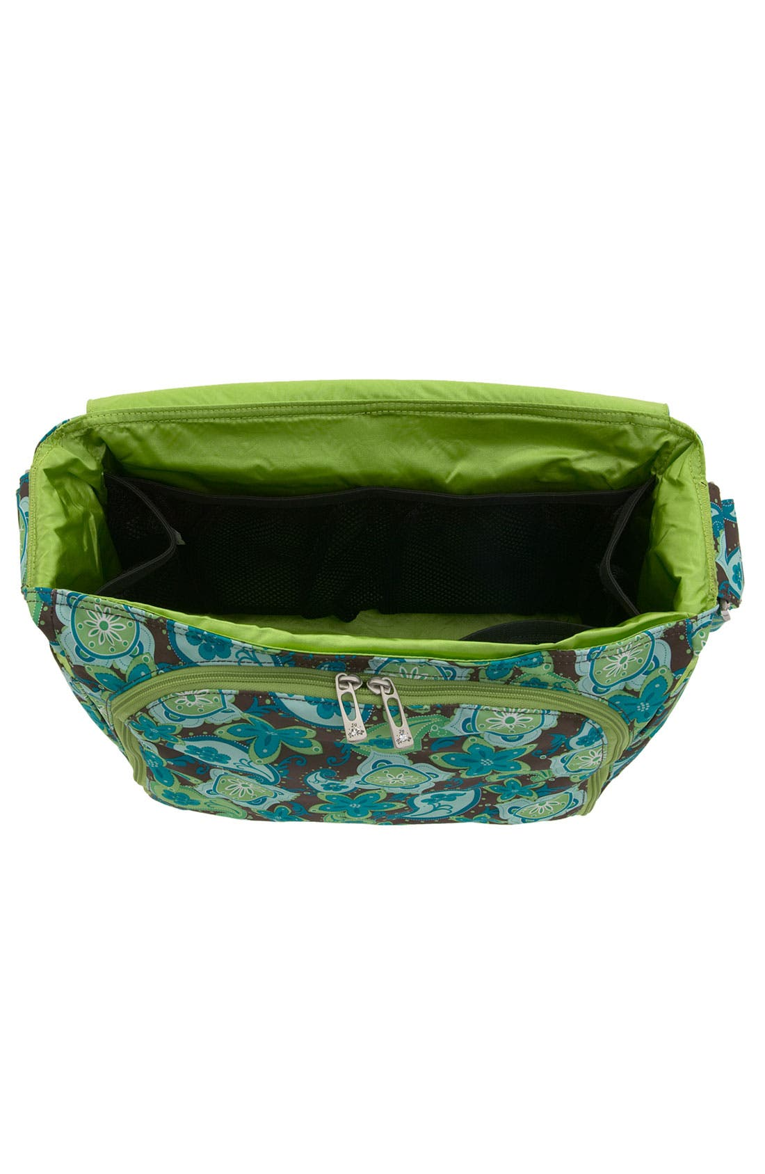 'Be All' Diaper Bag,                             Alternate thumbnail 3, color,                             Drip Drops