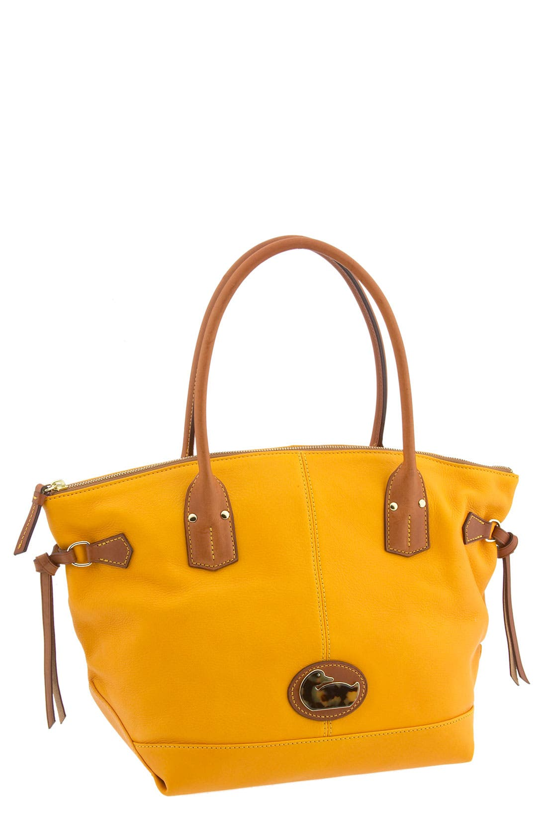 Alternate Image 1 Selected - Dooney & Bourke 'Champosa - Medium' Leather Tote