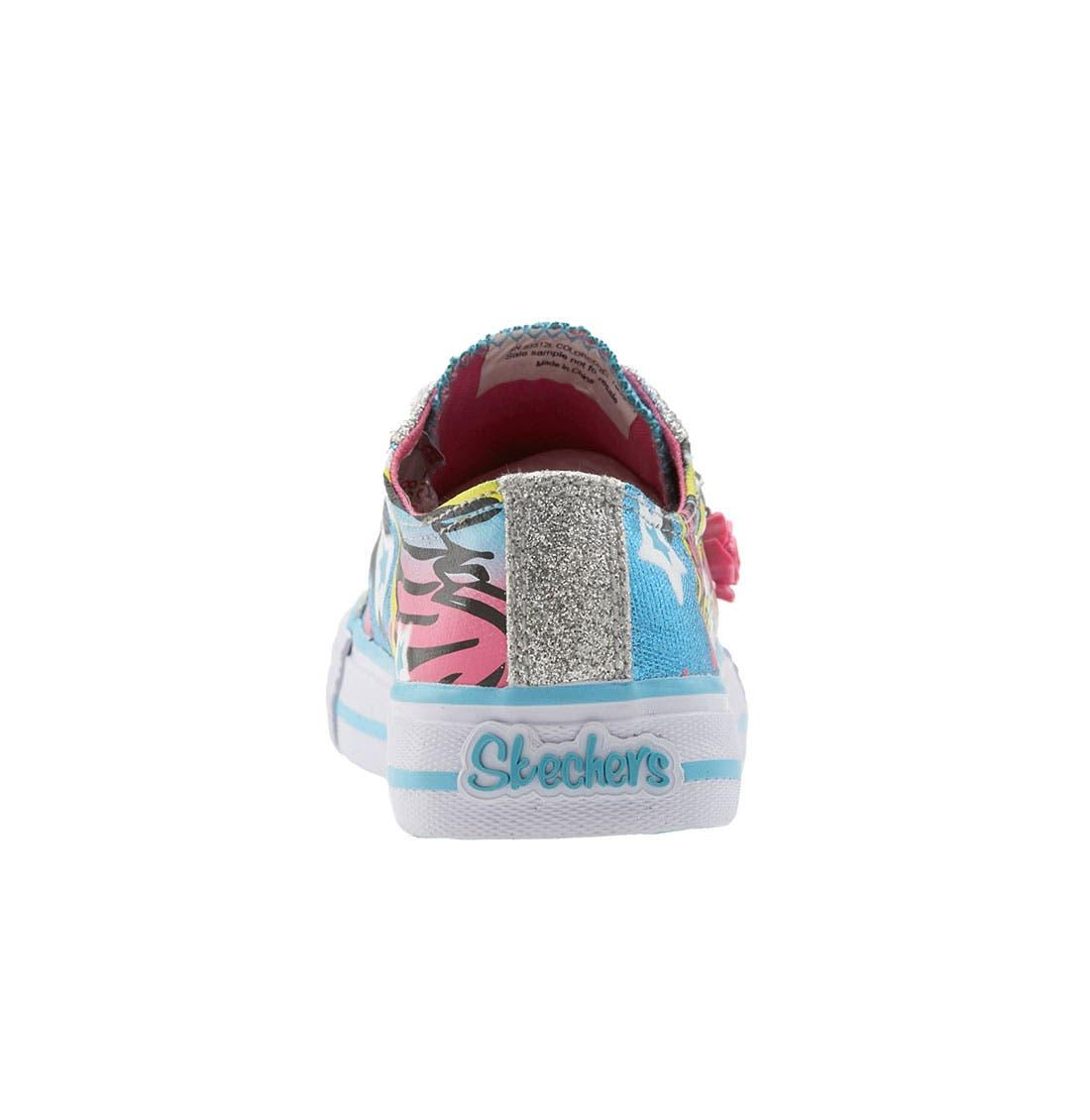 Alternate Image 4  - SKECHERS 'Shuffles - Free Fall' Sneaker (Toddler, Little Kid & Big Kid)