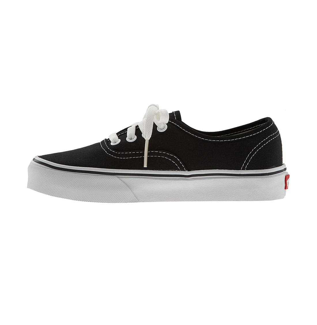 Alternate Image 8  - Vans 'Authentic' Sneaker (Women)
