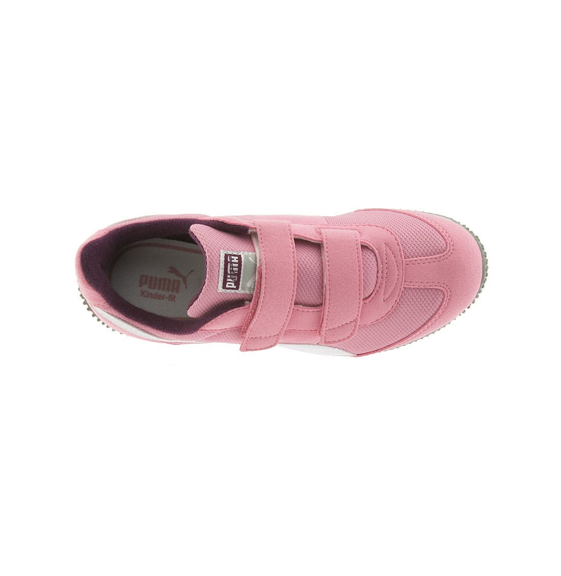 Alternate Image 3  - Puma 'Speeder Mesh' Sneaker (Baby, Walker, Toddler & Little Kid)