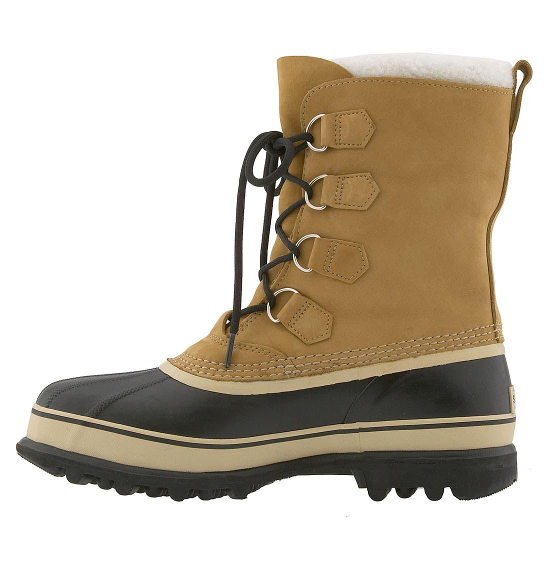 Alternate Image 2  - SOREL 'Caribou' Boot (Men)