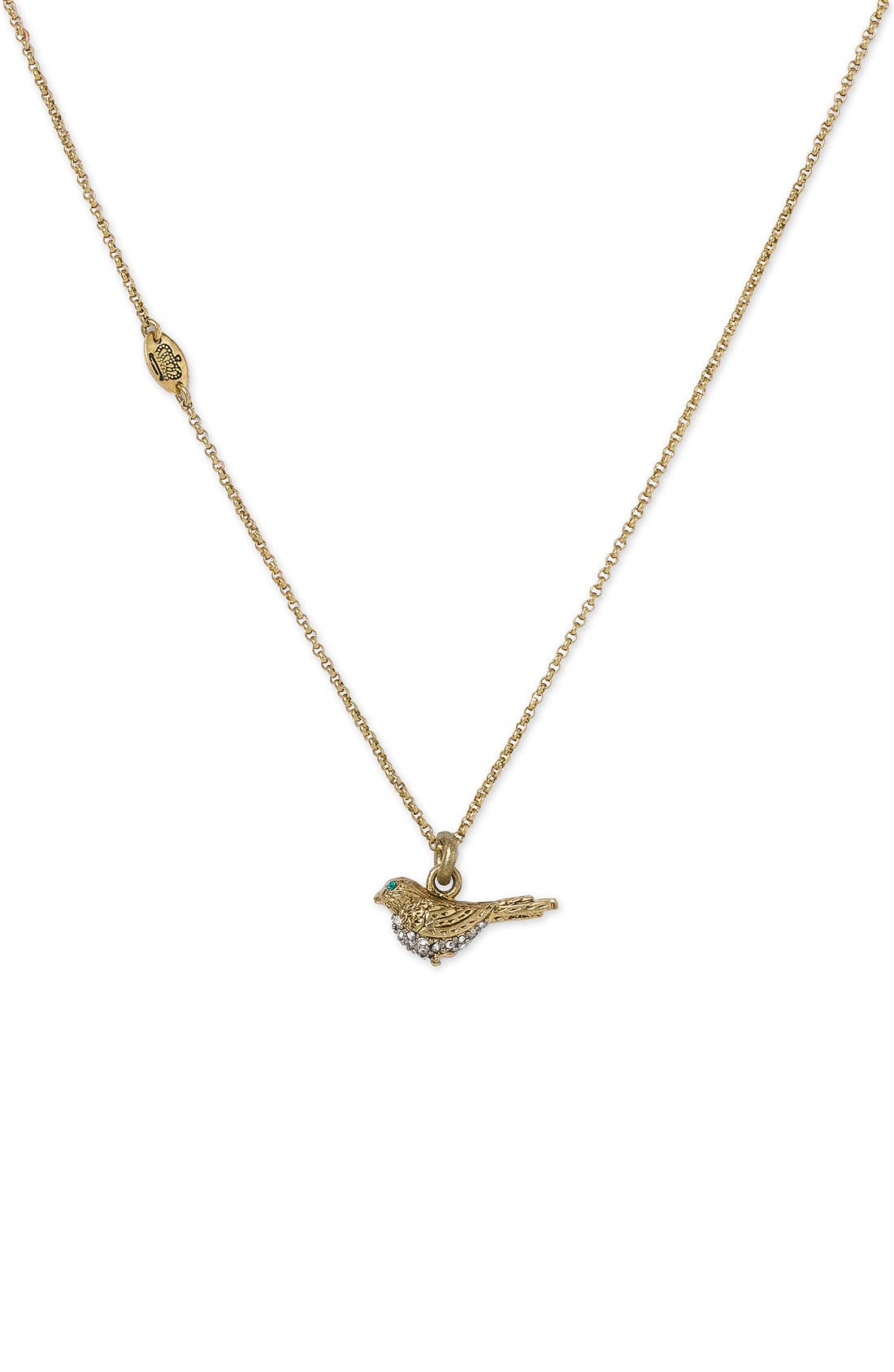 Main Image - Juicy Couture 'Wish' Sparrow Necklace