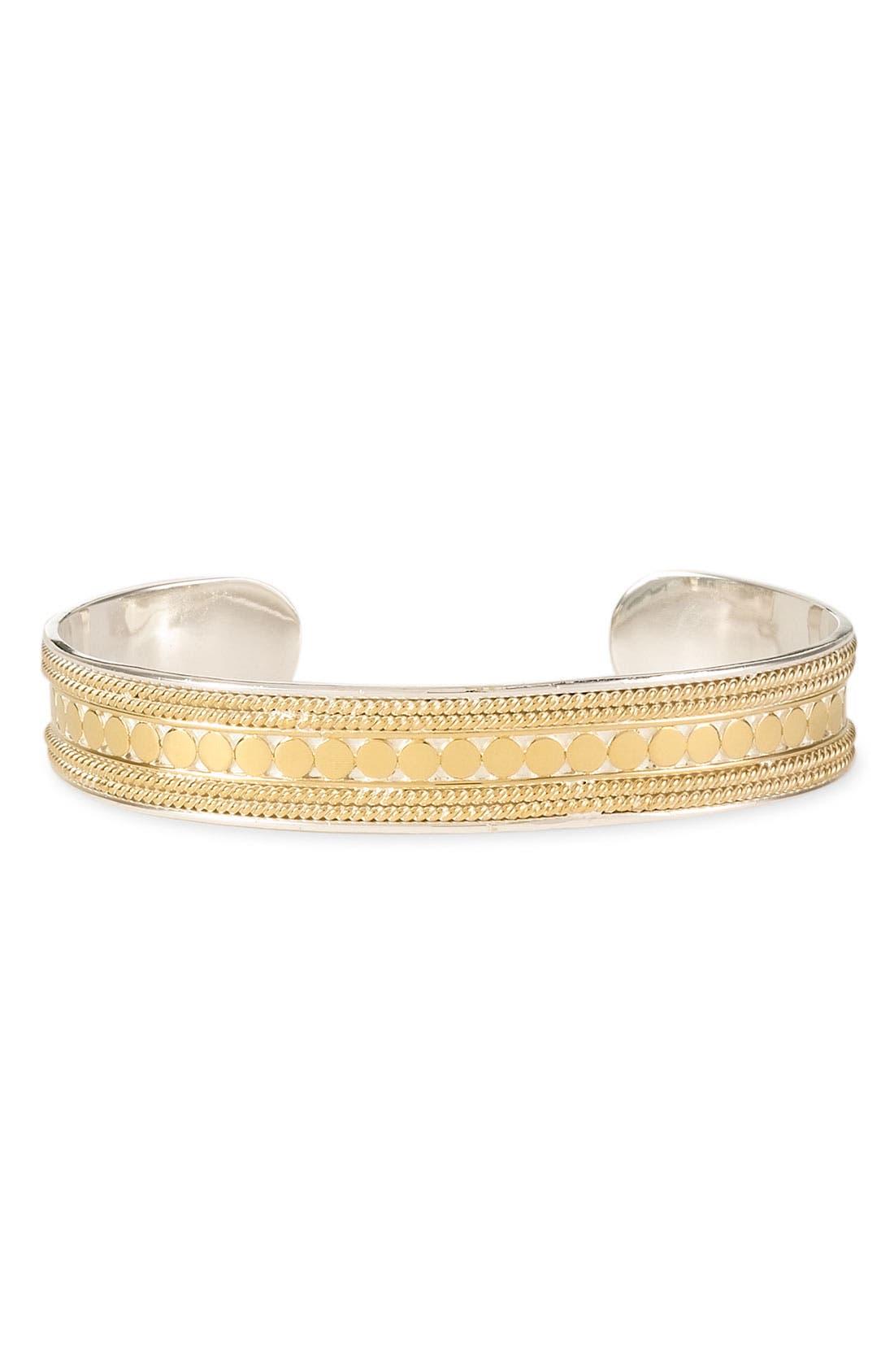 Alternate Image 1 Selected - Anna Beck 'Gili' Skinny Cuff Bracelet