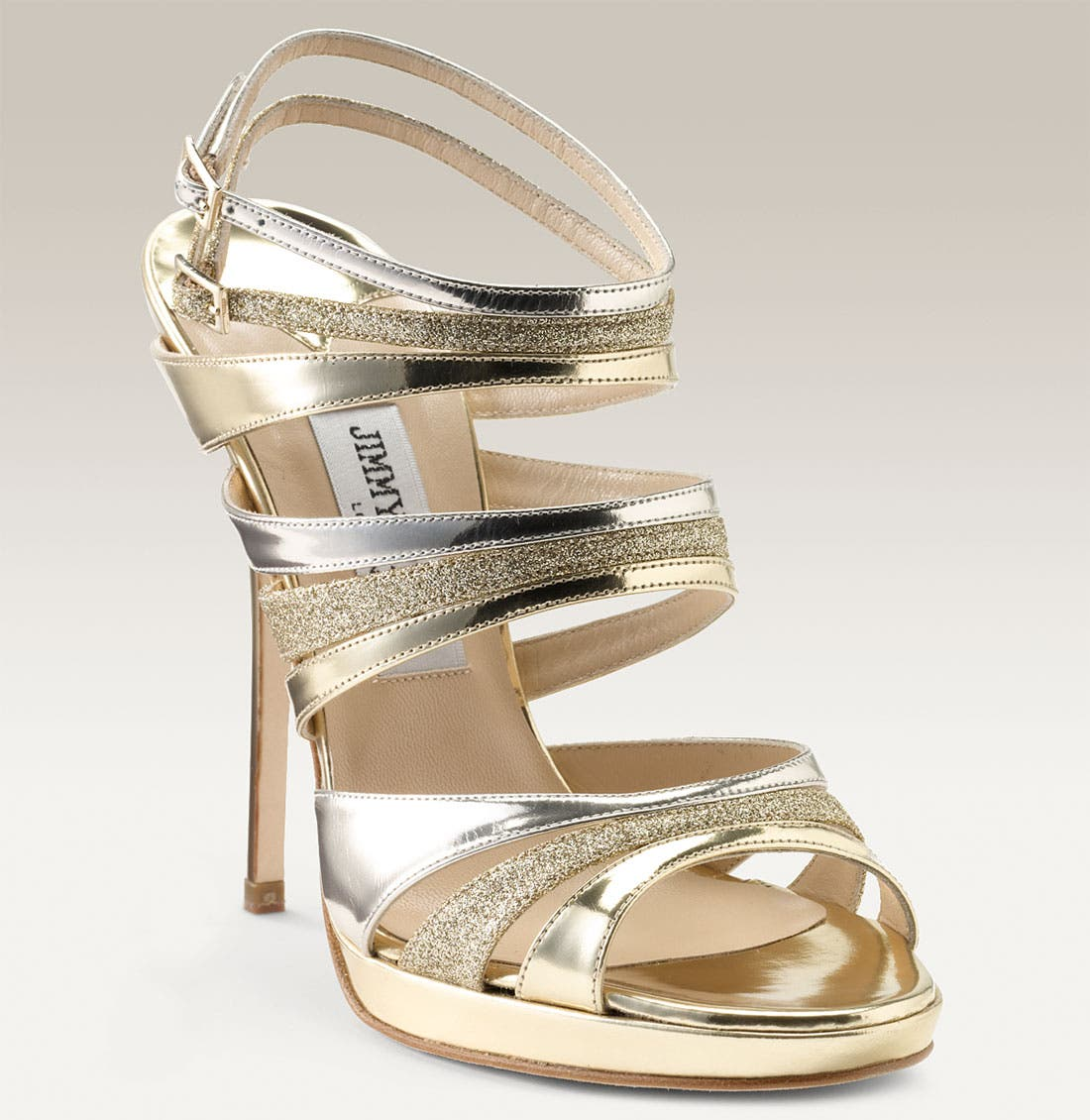 Alternate Image 1 Selected - Jimmy Choo 'Buzz' Caged Sandal
