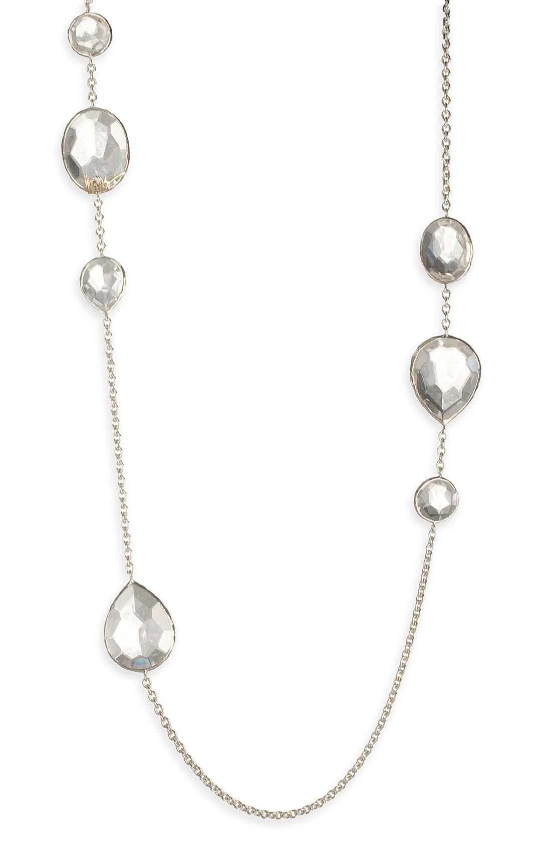Main Image - Ippolita 'Rock Candy - Gelato' Station Long Necklace