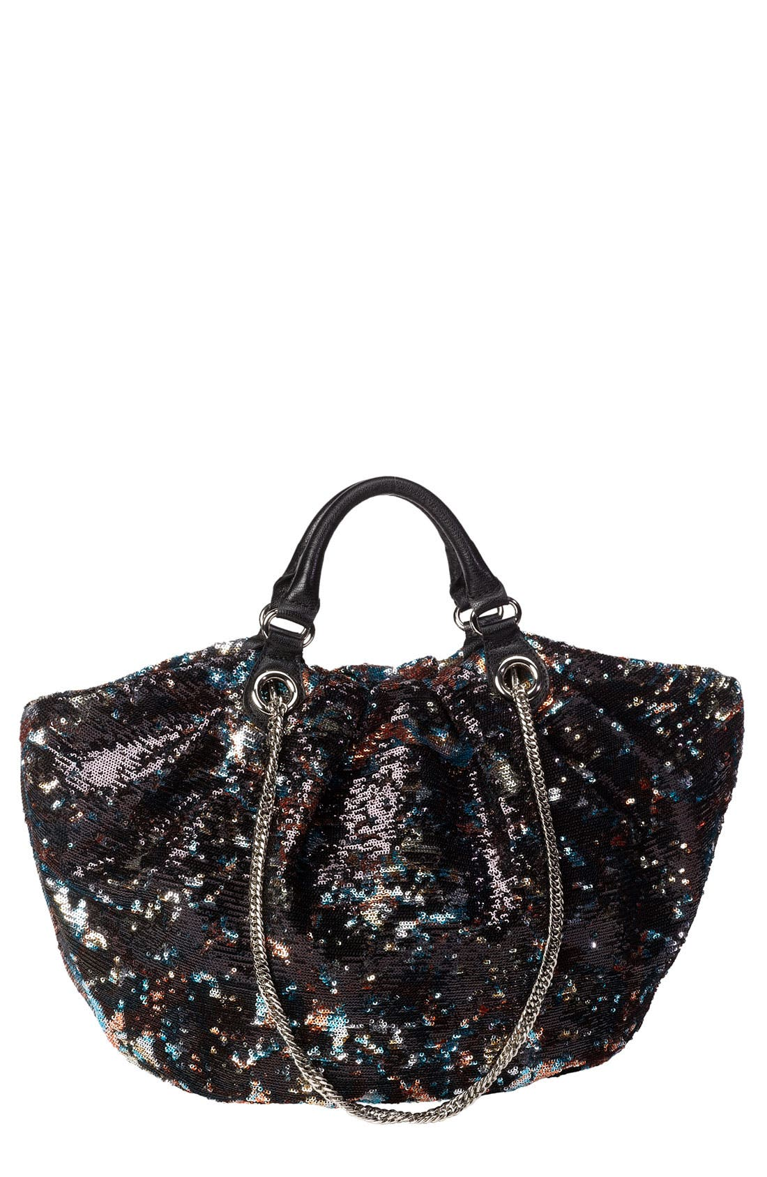 Main Image - Oryany 'Wendy - Large' Reversible Sequin Tote