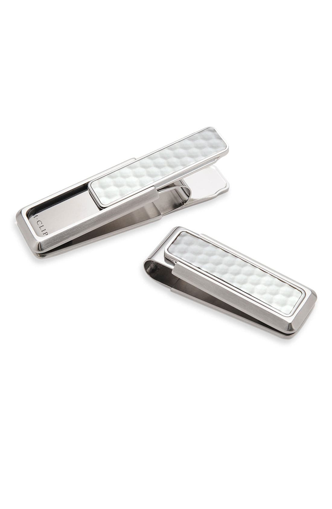 M-Clip® 'Golf Ball' Stainless Steel Money Clip