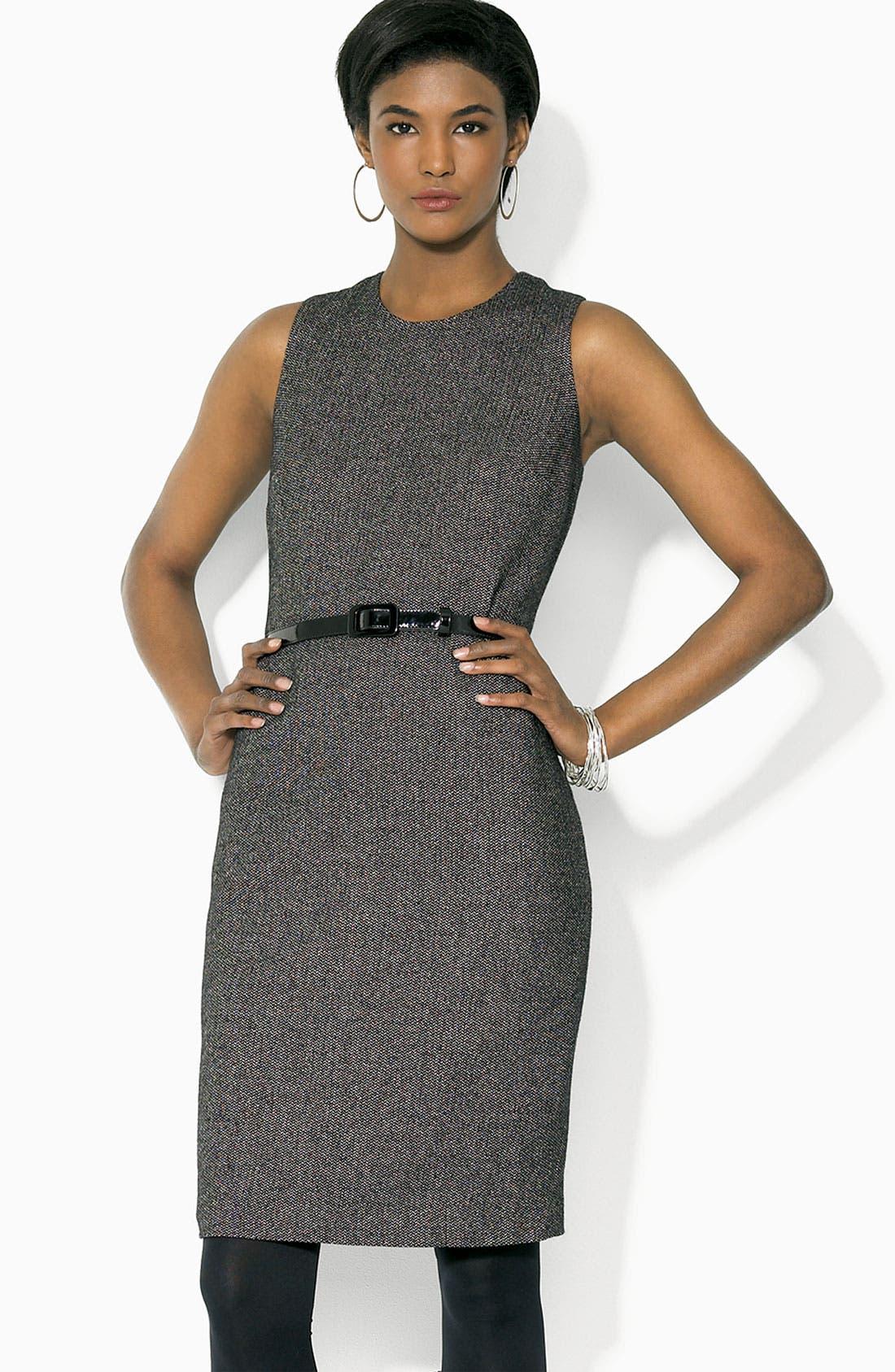 Alternate Image 1 Selected - Lauren by Ralph Lauren 'Diane' Sheath Dress