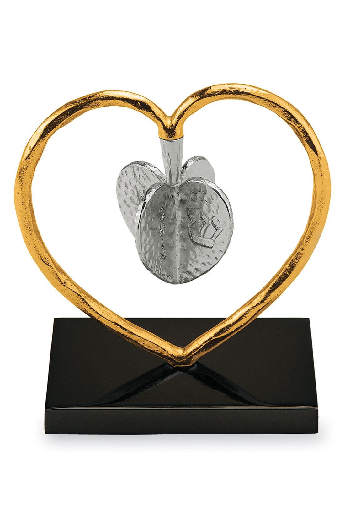 Michael Aram 'Heart to Heart' Dreidel Sculpture