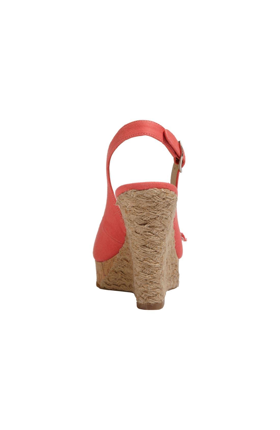 Alternate Image 4  - BP. 'Blooms' Espadrille Slingback Sandal