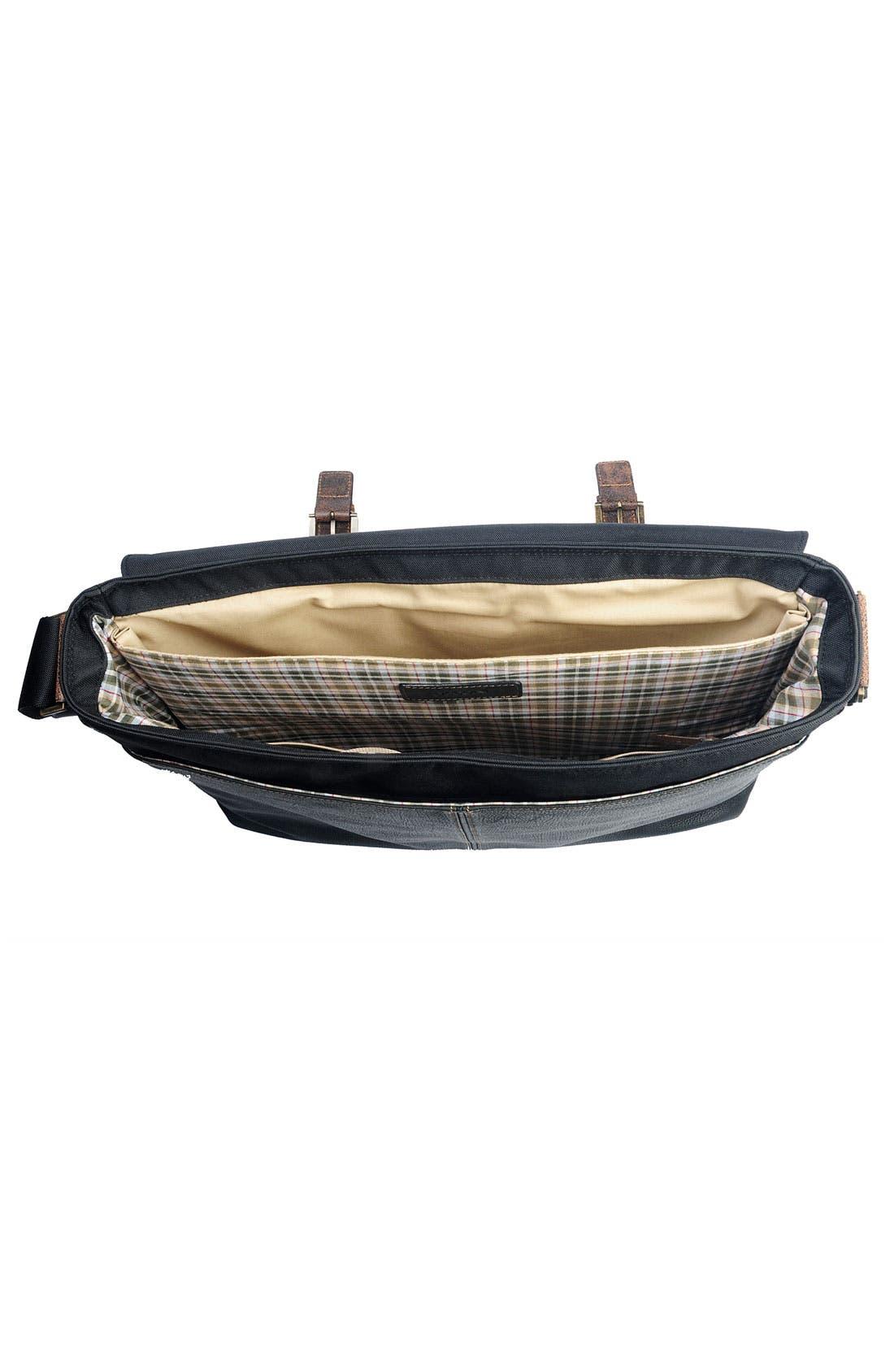 Alternate Image 2  - Boconi Double Buckle Messenger Bag