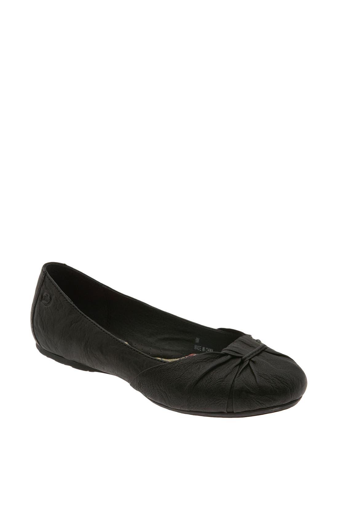 'Adele' Flat,                         Main,                         color, Black