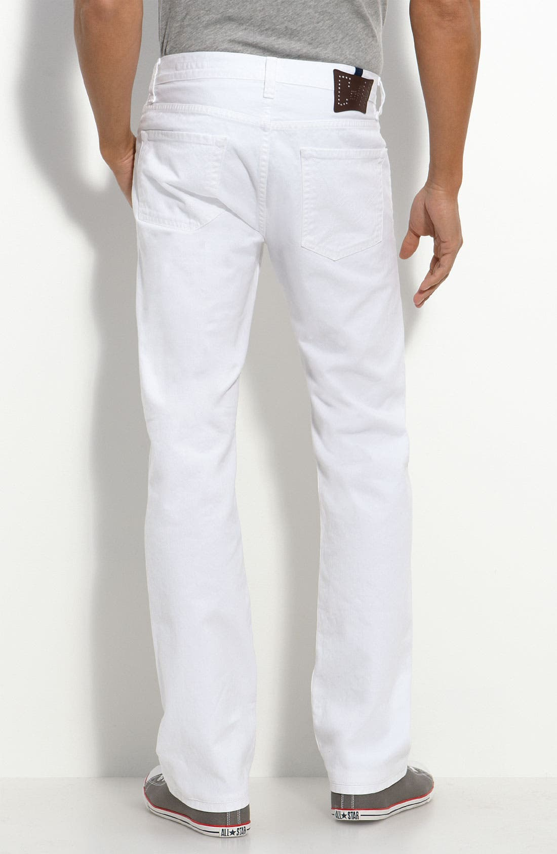 Alternate Image 1 Selected - Citizens of Humanity 'Sid' Straight Leg Jeans (Yeso Wash)