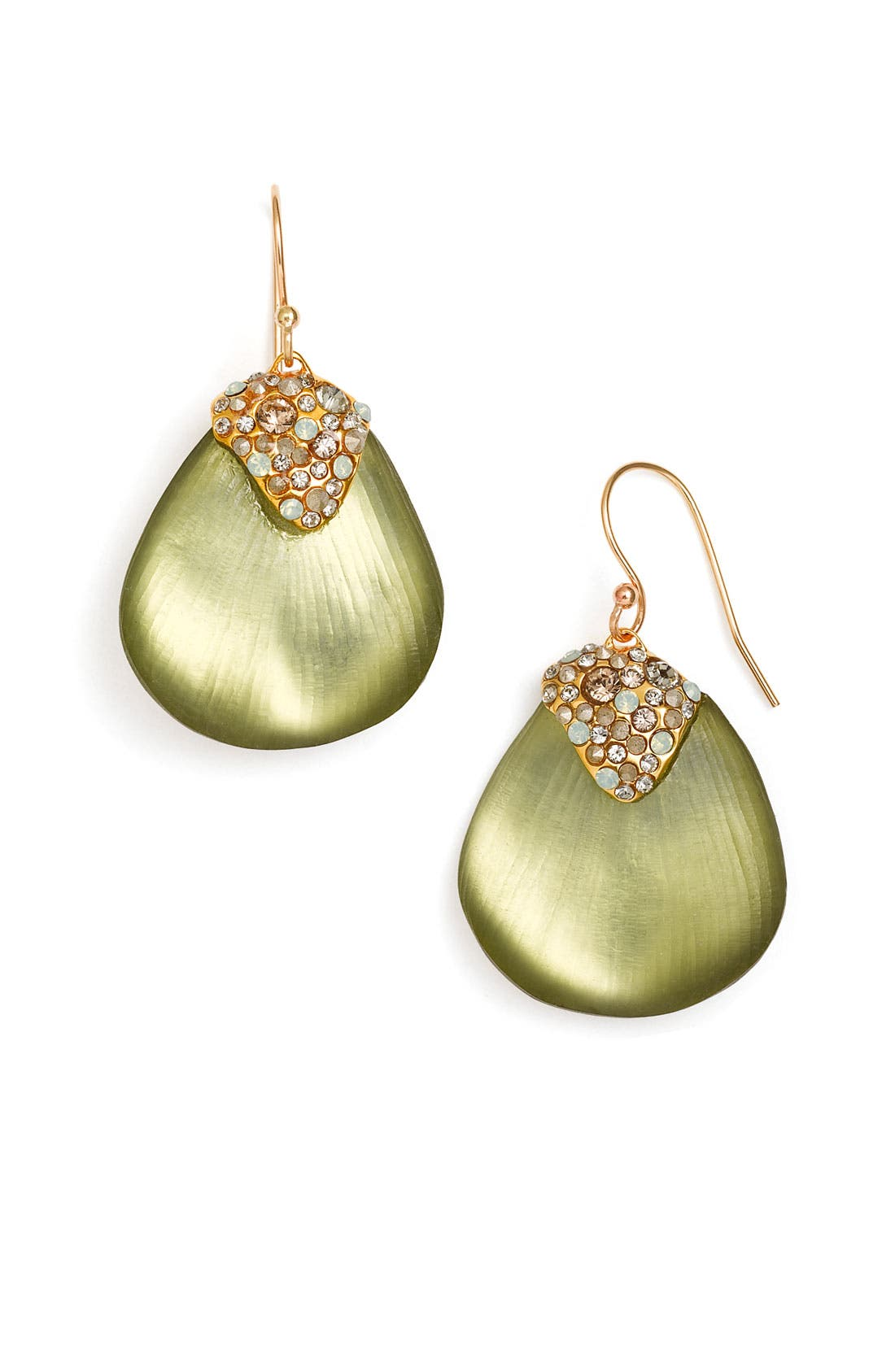 Main Image - Alexis Bittar 'Zanzibar' Small Rose Petal Earrings