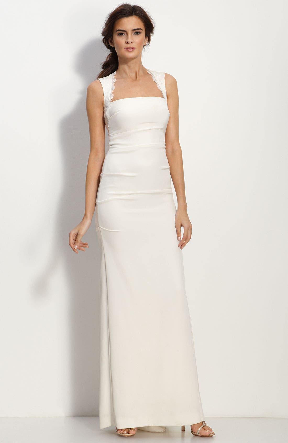 Nordstrom Nicole Miller Wedding Dresses
