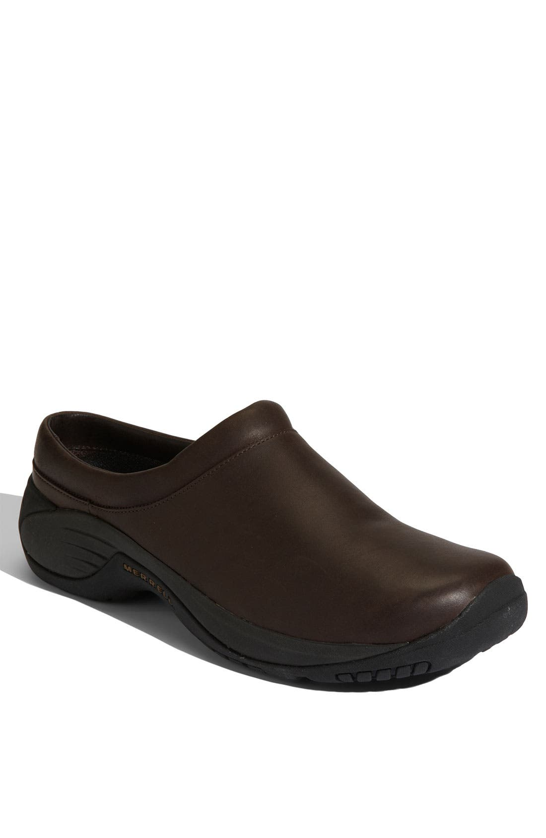 'Encore Gust' Slip-On,                             Main thumbnail 1, color,                             Smooth Bug Brown
