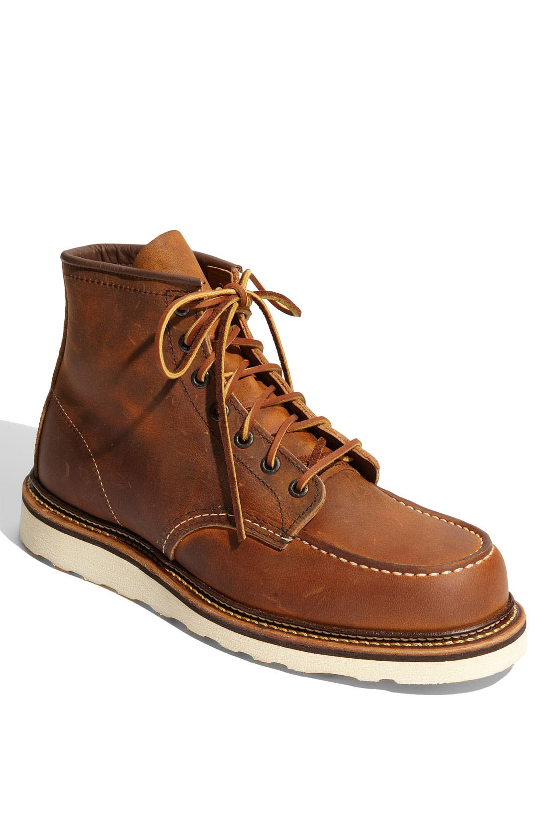 Alternate Image 1 Selected - Red Wing 1907 Classic Moc Boot (Men)