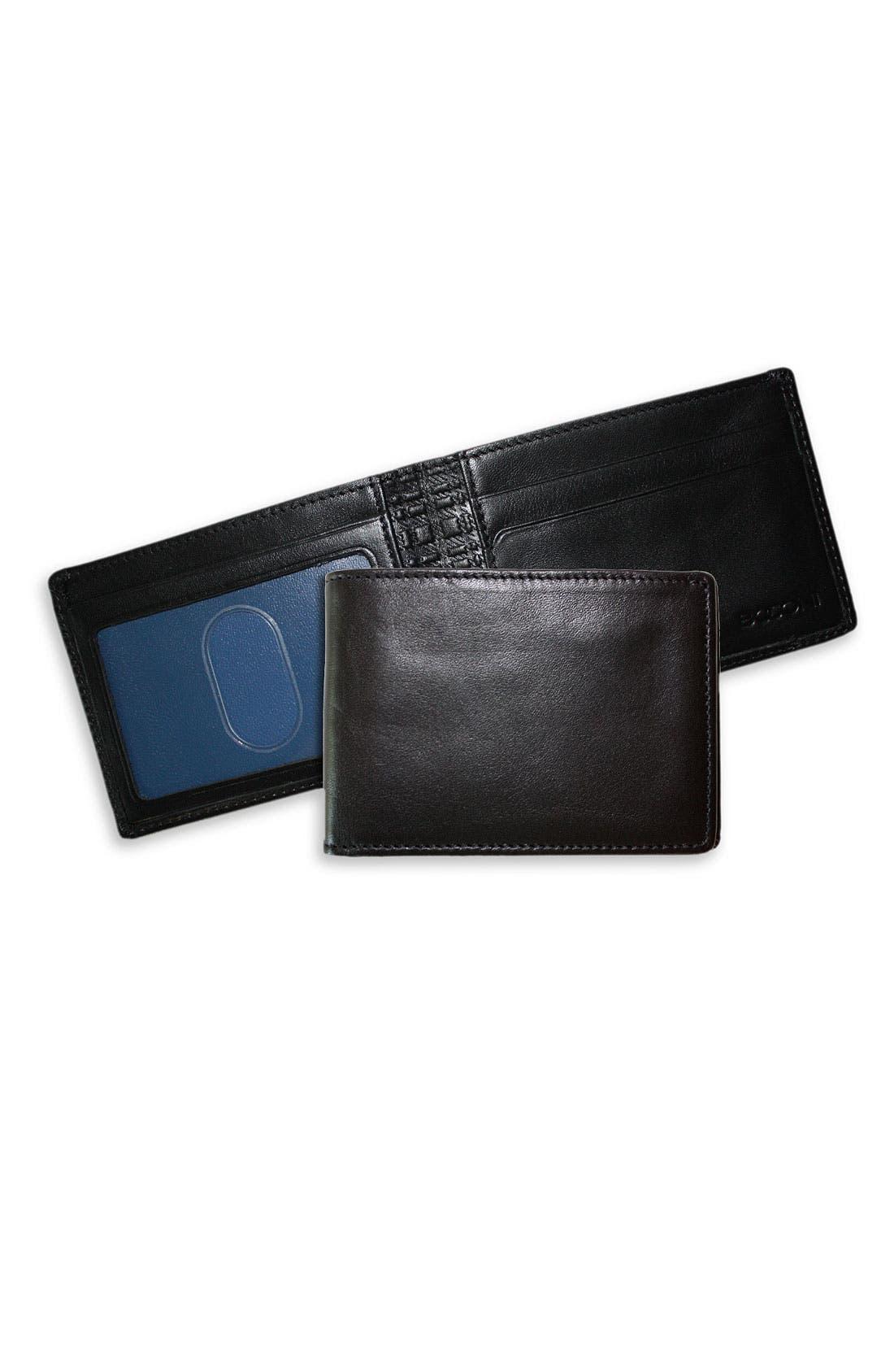 Alternate Image 1 Selected - Boconi 'Slimster' Wallet