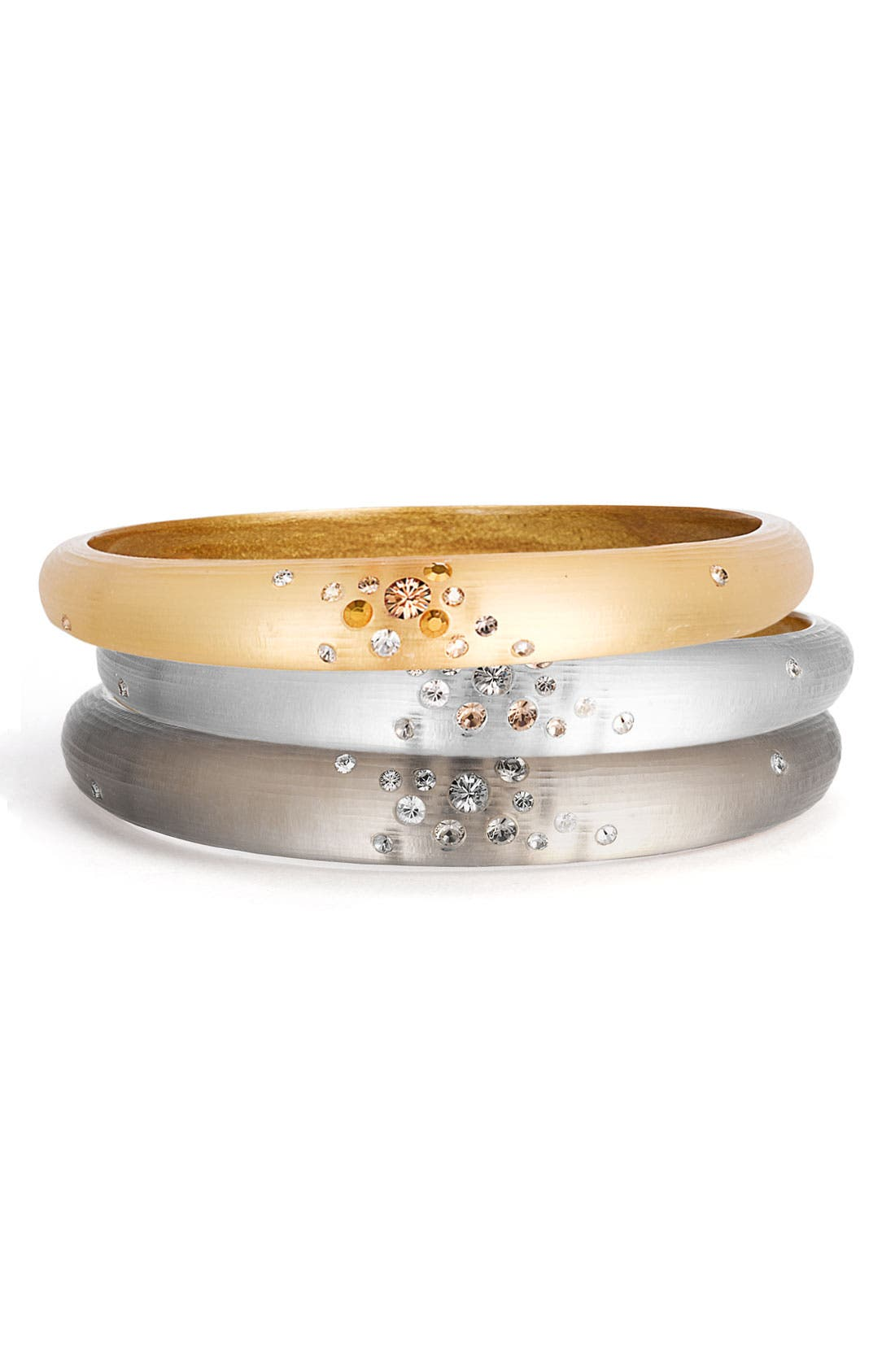 Alternate Image 2 Selected - Alexis Bittar 'Dust' Skinny Tapered Bangle (Nordstrom Exclusive)