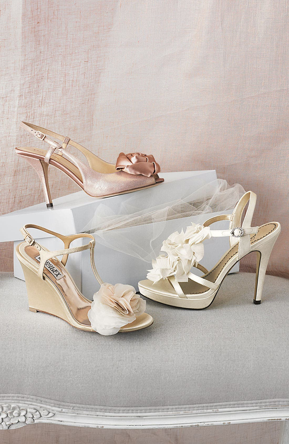 Alternate Image 2  - Badgley Mischka 'Lyndee' Sandal